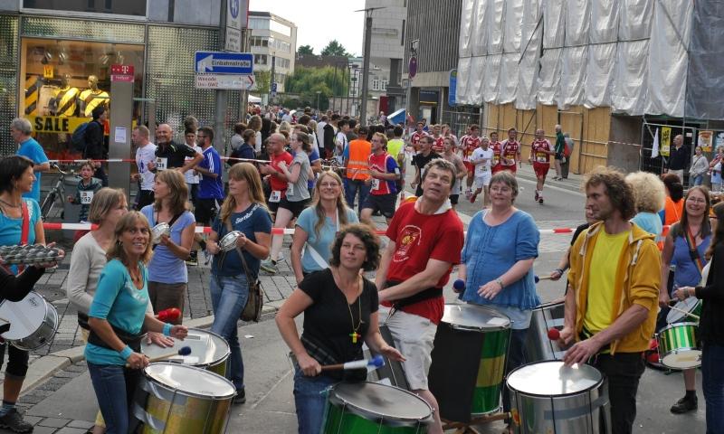 Sambatida Altstadtlauf Gö 2014