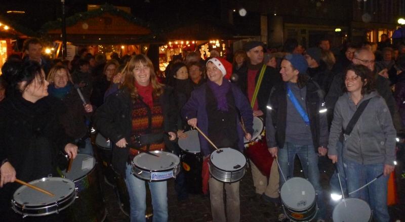 Sambatida Weihnachtsmarkt 2013