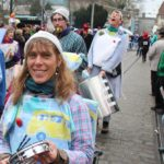Sambatida beim Bremer Karneval 2014