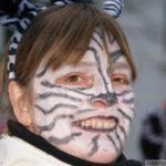 Bremer Karneval 2015 Zebra