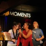 Sambatida live im Moments Bremen 2015