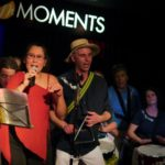 Sambatida im Moments 2015